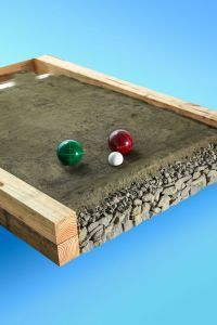 how to build a petanque court all about petanque