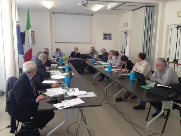 Meeting of FIPJP Executive Committee - Rome, Italy - 13 April 2013
