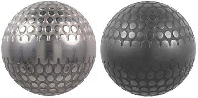 The famous VMS Plot boules, designed by Henri Salvador