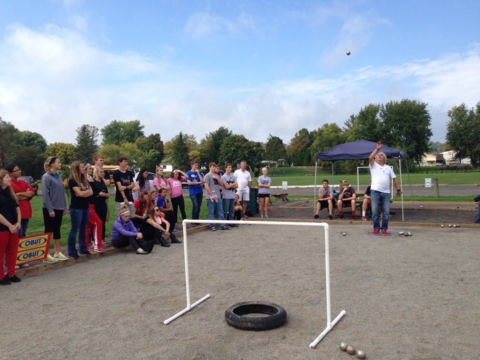 ✋ How to throw a high lob | All About Petanque