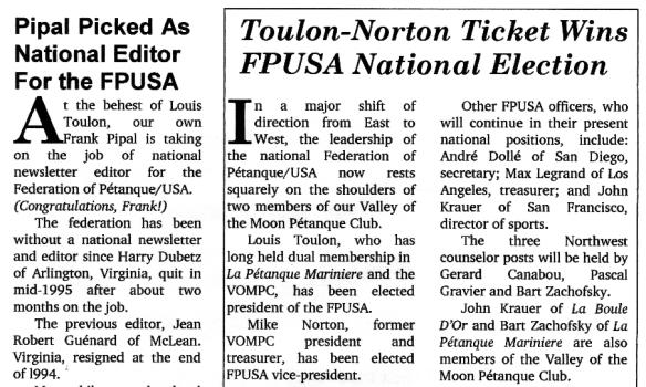 VOMPC_newsletter_clipping_1996