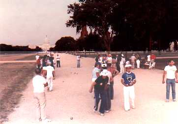 1982 - national championships, Washington DC