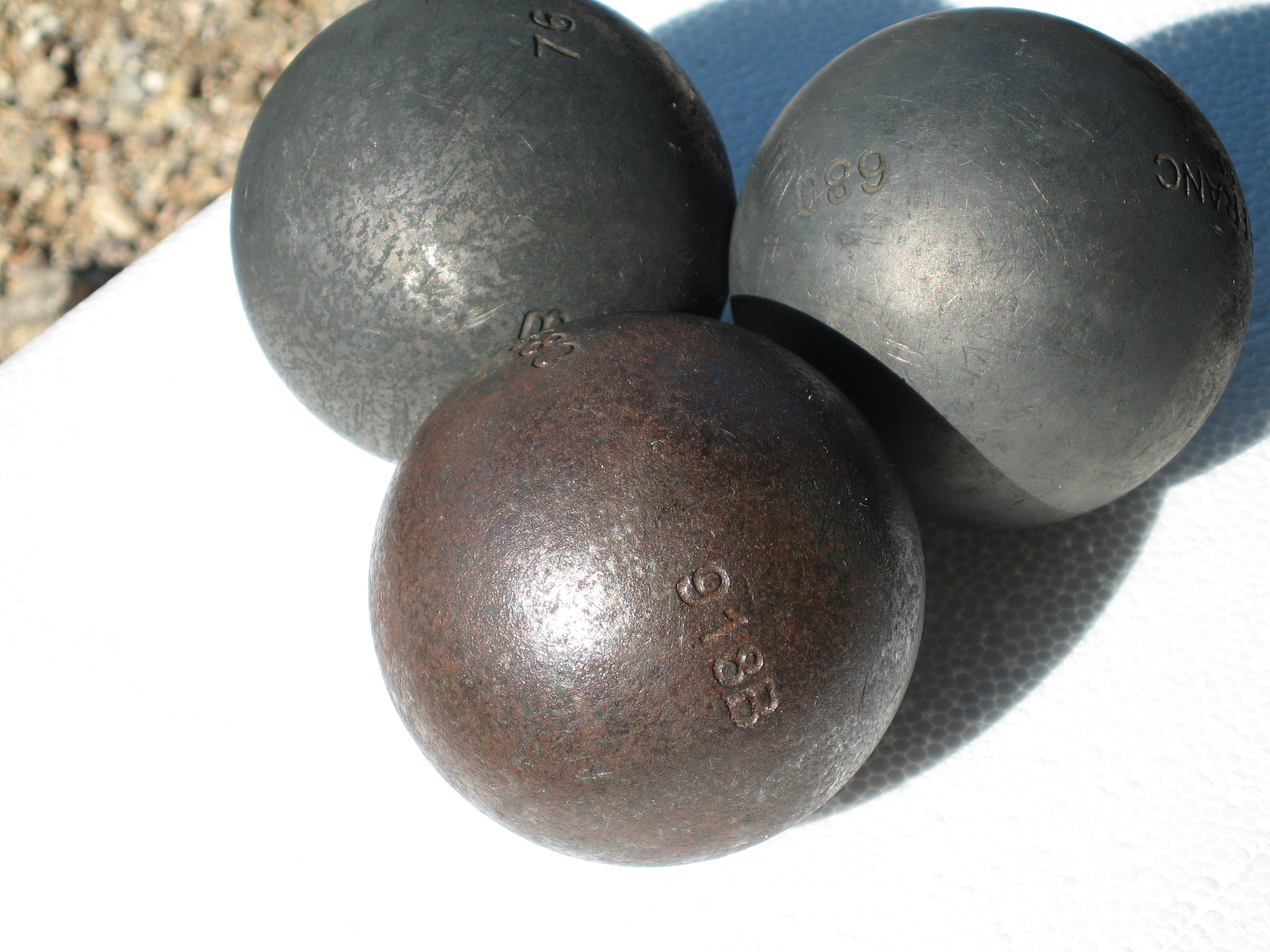 How To Blacken Your Boules All About Petanque